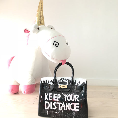 THE ATTITUDE BEACHKIN® BAG - KEEP YOUR DISTANCE