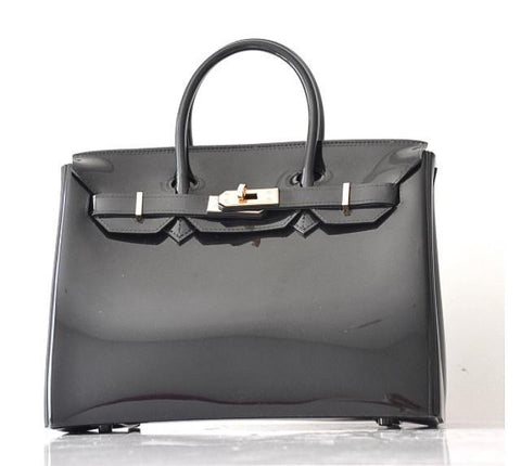 THE BEACHKIN BAG - BLACK