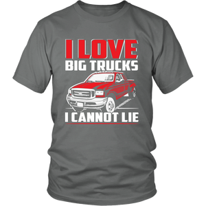 I LOVE BIG TRUCKS!