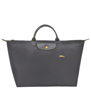 Le Pliage Club Travel Bag L Lead