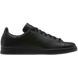 ADIDAS ORIGINALS STAN SMITH TRAINERS - BLACK