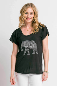 MAGIC ELEPHANT TEE