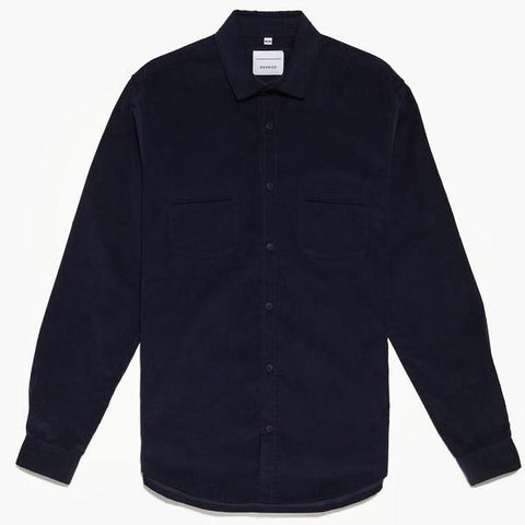 Long-Sleeve Corduroy