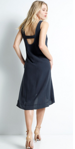 Go Silk Simple Dress
