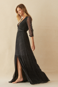 Ba&Sh Despina Dress Noir