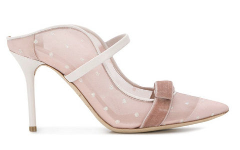 Marguerite Mule - Pink