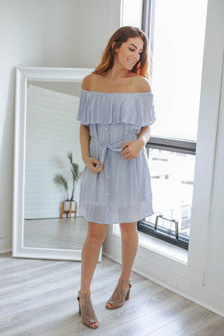 SEA BREEZE DRESS