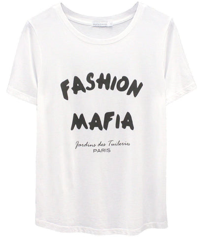South Parade Lola - Loose Tee - Fashion Mafia