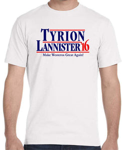 TYRION LANNISTER '16 T-SHIRT, GAME OF THRONES