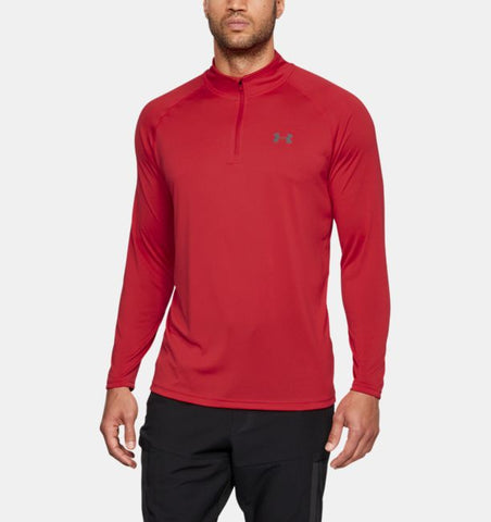 UA TechZip T-Shirt