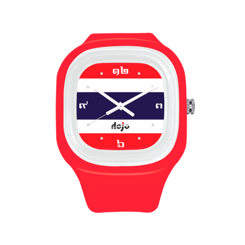 THAI FLAG WATCH