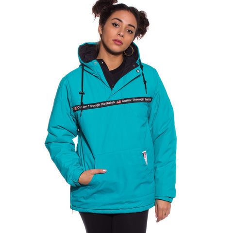 ANORAK UNISEX GRIMEY REVERSIBLE THE LUCY PEARL FW17 BLACK 482ea1fcca5