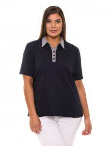 Extra Pepper Polo Top