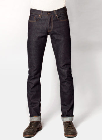 barton slim indigo rigid
