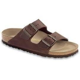 BIRKENSTOCK ARIZONA LEATHER SANDAL