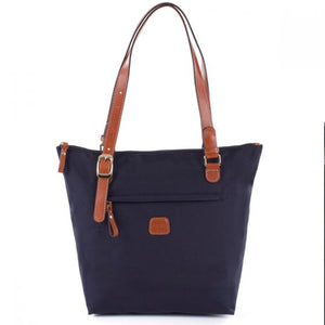 BRIC'S X-BAG MEDIUM SHOPPER OCEAN BLUE