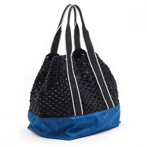 CLARAMONTE PAOLO TOTE NAVY