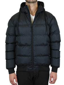 MEN'S WINTER HEAVYWEIGHT BUBBLE BOMBER JACKET (S-2XL)