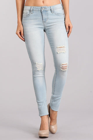 Southern Trails - Distressed Skinny
