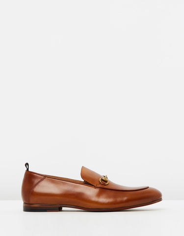Otto Leather Bit Loafers