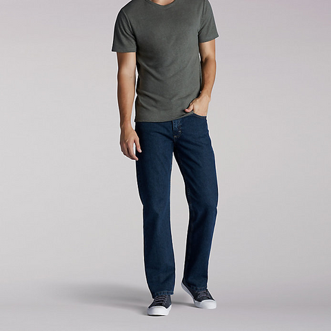 REGULAR FIT BOOTCUT JEANS