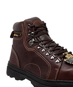 SAFA 9614 Steel Toe Work Boots