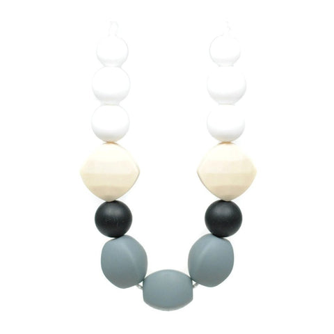 Glitter & Spice Teething Necklace - Bailey
