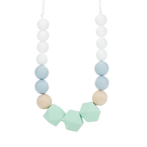 Glitter & Spice Teething Necklace - Grace