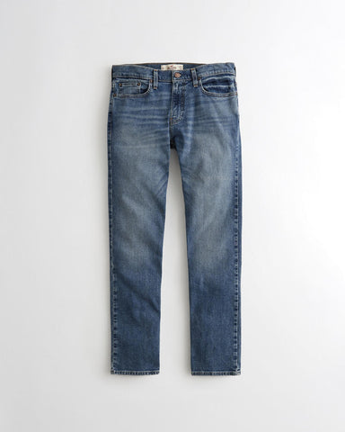 Hollister Epic Flex Slim Straight Jeans