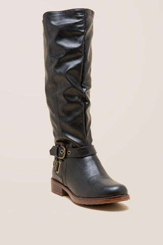 XOXO Masterson Hi Shaft Boot
