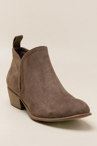 Nyssa Basic Ankle Boot