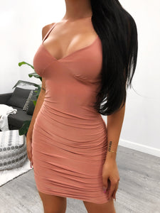 Alice Dress (Blush)