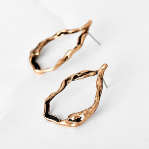 Orwell Gold Earrings