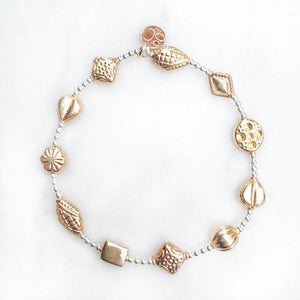 "Miracle ""LUCKY 11"" Rose Gold Bracelet"