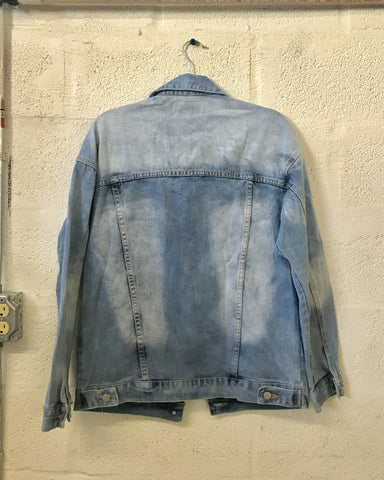 NEW ANGELS LOVE DENIM JACKET