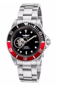 INVICTA PRO DIVER AUTOMATIC WATCH - STAINLESS STEEL CASE STAINLESS STEEL BAND - MODEL 20435