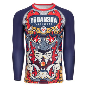 KOMAINU - BJJ RASH GUARD