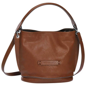 Longchamp 3D Cross Bag Coffee