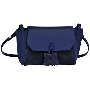 Pénélope Blue Cross Bag