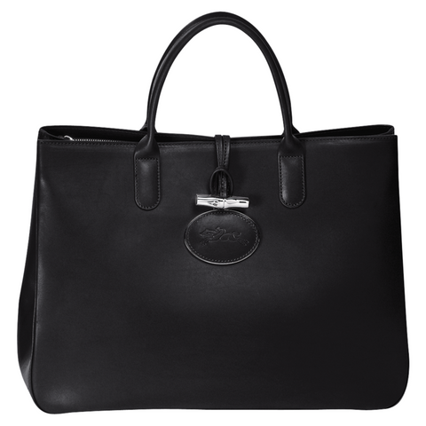 Roseau Bag Black L