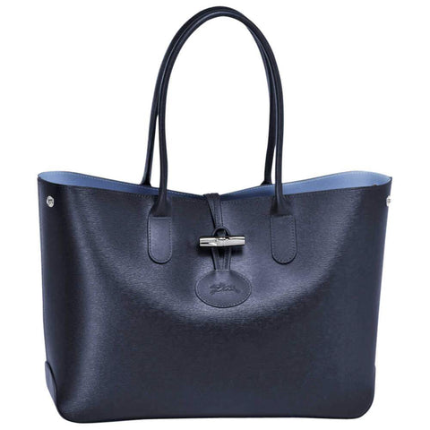 Roseau Blue Shopper Bag