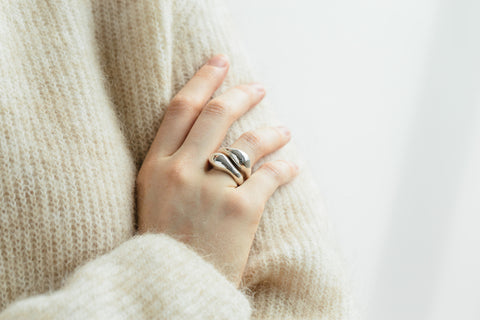 Eva Double Set Ring