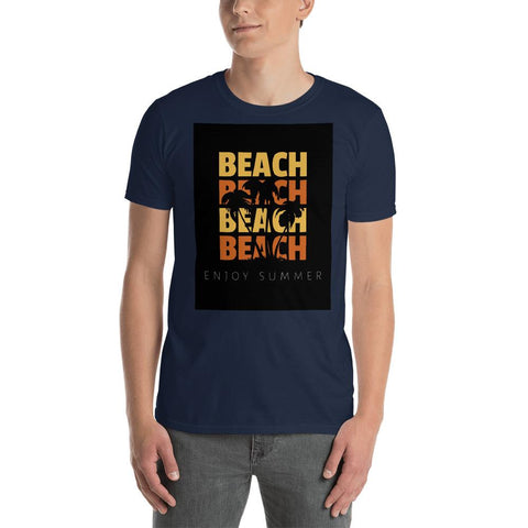 Beach Men T-Shirt