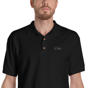 TAMAN POLO SHIRT BLACK