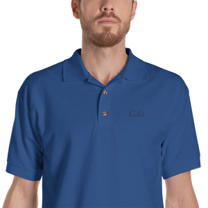 TAMAN POLO SHIRT ROYAL BLUE