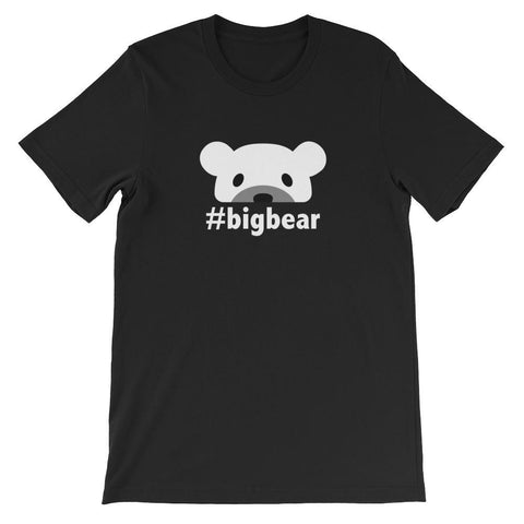 Big Bear Black T-Shirt
