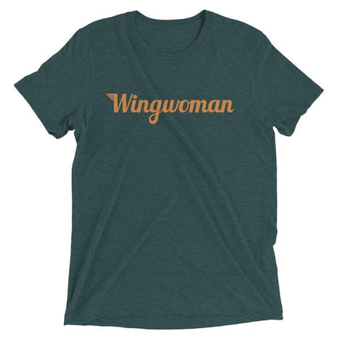The Wingwoman Tee