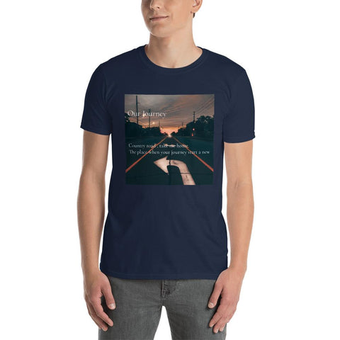 Journey Men T-Shirt