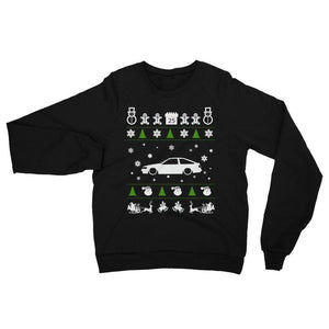 AE86 Ugly Christmas Sweater