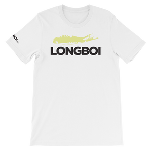 MEN'S LONG BOI CENTERED LOGO T-SHIRT